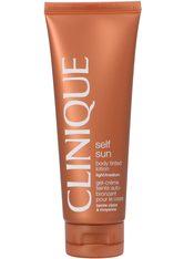 CLINIQUE - Clinique Sonnen und Körperpflege Sonnenpflege Body Tinted Lotion Light-Medium 125 ml - SELBSTBRÄUNER