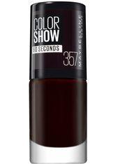 Maybelline Color Show Nagellack Nr. 357 - Burgundy Kiss