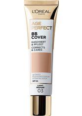 L'Oréal Paris Age Perfect BB Cover BB Cream 30 ml Nr. 03 - Light Sesame