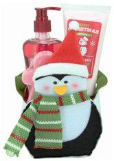 GLOSS! Pflege-Geschenkset »Pinguin«, im niedlichen Design
