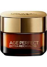 L'Oréal Paris Age Perfect Extra-Reichhaltig Manuka Tagespflege Gesichtscreme 50 ml Tagescreme