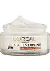 L'Oréal Paris Anti-Falten Experte Stärkende-Pflege Tag Vitamin-Komplex 65+ 50 ml Gesichtscreme