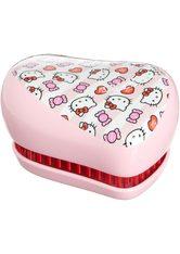 TANGLE TEEZER Haarentwirrbürste »Compact Styler Hello Kitty«, zum Entknoten von Haaren, rosa, Candy Stripes