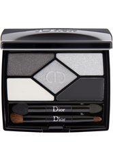 DIOR - Dior Lidschatten-Palette »5 Couleurs Designer«, Pudrige Textur, schwarz, 008 Smokey Design - LIDSCHATTEN