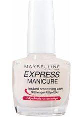 MAYBELLINE NEW YORK Nagelhärter »Express Manicure Rillenfüller«