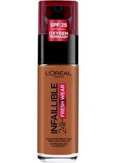 L'Oréal Paris Infaillible 24H Fresh Wear Make-up 355 Sienna Foundation 30ml Flüssige Foundation