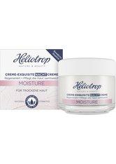 Heliotrop MOISTURE Moisture Creme-Exquisite regenerierende Nachtcreme Gesichtscreme 50.0 ml