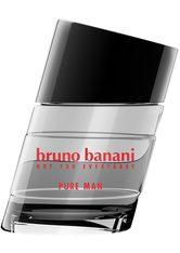 Bruno Banani Herrendüfte Pure Man Eau de Toilette Spray 30 ml