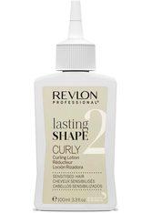 Revlon Professional Haarpflege Lasting Shape Curling Lotion sensibles Haar 100 ml