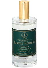 Taylor of Old Bond Street Royal Forest Luxury Aftershave 50 ml After Shave Splash