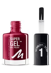 Manhattan Super Gel Nagellack Nr. 685 - Seductive Red