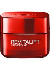L'Oréal Paris Revitalift Belebende Crème Rouge Tagespflege Gesichtscreme 50 ml Tagescreme