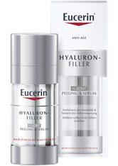 EUCERIN - Eucerin  Anti-Age Hyaluron-Filler Nacht Peeling und Serum, 30 ml - SERUM