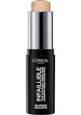 L'ORÉAL PARIS - L'Oréal Paris Infallible Strobe Highlight Stick 9g (verschiedene Farbtöne) - 502 Gold is Cold - HIGHLIGHTER
