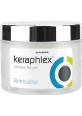 ELKADERM Haarmaske »Keraphlex Ultimate Repair Restructor«, 1-tlg., aufbauend