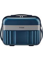 TITAN® - TITAN® Beautycase, »Spotlight Flash«, grün, north sea - KOSMETIKTASCHEN & KOFFER