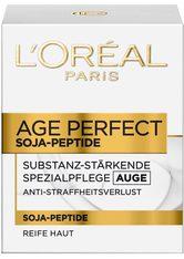 L'ORÉAL PARIS - L'Oréal Paris Age Perfect Soja-Peptide Augenserum  15 ml - AUGENCREME