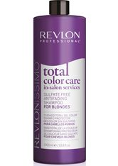 REVLON - REVLON PROFESSIONAL Haarshampoo »Revlonissimo total color care Antifading Shampoo for Blondes«, farbschützend - SHAMPOO