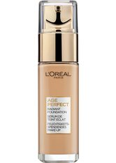 L'ORÉAL PARIS - L'ORÉAL PARIS Foundation »Age Perfect«, feuchtigkeitsspendend, braun, 160 Beige Rose - FOUNDATION