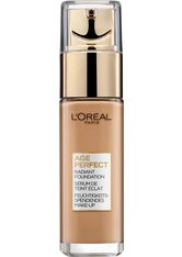 L'ORÉAL PARIS - L'ORÉAL PARIS Foundation »Age Perfect«, feuchtigkeitsspendend, braun, 310 Miel Rose - FOUNDATION
