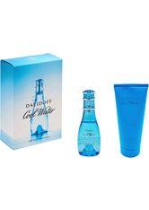 Davidoff - Cool Water - Eau De Toilette Geschenkset - -cool Water Woman Edt Ns 30ml +bl 75ml