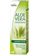 HÜBNER - Anton Hübner GmbH & Co. KG Handcreme »Aloe Vera Handcreme«, 75 ml - HÄNDE