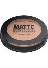 Maybelline Matte Maker  Kompaktpuder 16 g Nr. 35 - Amber Beige