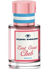 TOM TAILOR - Tom Tailor , »East Coast Club Woman«, Eau de Toilette, 30 ml - PARFUM