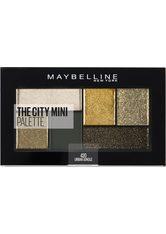 MAYBELLINE NEW YORK Lidschatten-Palette »The City Mini«, 420 Urban Jungle