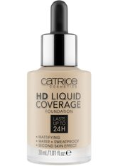 CATRICE - Catrice Foundation Catrice Foundation HD Liquid Coverage Foundation Foundation 30.0 ml - Foundation
