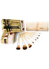LUVIA COSMETICS - Luvia Cosmetics Kosmetikpinsel-Set »Bamboo's Leaf«, 8 tlg., vegan - MAKEUP PINSEL