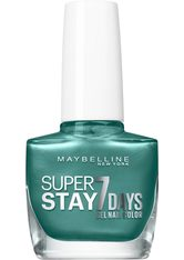 Maybelline Super Stay 7 Days Nagellack 10 ml Nr. 915 - Turquoise & Tango