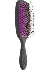 Wet Brush Pro Haarentwirrbürste »Pro Shine Enhancer«, mit Wildschweinborsten, schwarz, schwarz
