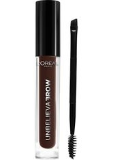 L'ORÉAL PARIS - L'Oréal Paris Unbelievabrow Long-Lasting Brow Gel 3.4ml (Various Shades) - 109 Ebony - Augenbrauen