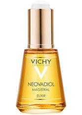 VICHY - Vichy Neovadiol Magistral Elixier Pflege-Öl + gratis Neovadiol Nacht 15 ml 30 Milliliter - Tagespflege