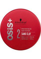 Schwarzkopf Professional Styling-Creme »OSiS+ Sand Clay«, mit Kaolinerde