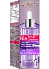 L´Oréal Paris Revitalift Filler Anti-Falten Hyaluron Serum mit 1,5%  Hyaluronsäure Anti-Aging Pflege 50.0 ml