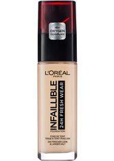 L'Oréal Paris Infallible 24hr Freshwear Liquid Foundation (Various Shades) - 20 Ivory
