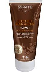 Sante Men Care Homme II - Duschgel 200ml Hair & Body Wash 200.0 ml