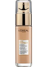L'ORÉAL PARIS - L'ORÉAL PARIS Foundation »Age Perfect«, feuchtigkeitsspendend, braun, 180 Beige Dore - FOUNDATION