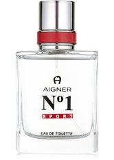 AIGNER Aigner No.1 Sport Sport Eau de Toilette Nat. Spray 50 ml