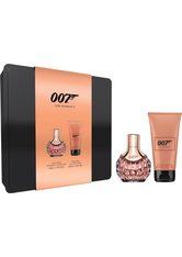 JAMES BOND 007 - James Bond Geschenk-Set »Women II«, 2-tlg. - DUFTSETS