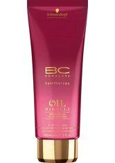 Schwarzkopf Professional Haarshampoo »BC Bonacure Oil Miracle Brazilnut Shampoo«, schwereloser Glanz