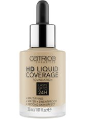 CATRICE - Catrice - Foundation - online exclusives - HD Liquid Coverage Foundation 032 - Foundation