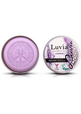 LUVIA - Luvia The Essential Brush Soap - Lavender Pinselseife 100 g - MAKEUP PINSEL