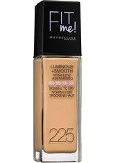 MAYBELLINE NEW YORK Maybelline New York, »FIT ME Liquid Make-Up«, Make-Up, natur, 30 ml, Nr. 225 Medium Beige - MAYBELLINE