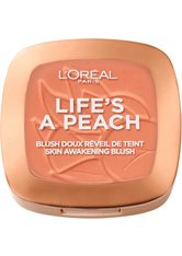 L'ORÉAL PARIS - L'Oréal Paris Blush Powder - Life's a Peach 9 g - ROUGE