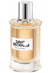 David Beckham Herrendüfte Classic Eau de Toilette Spray 40 ml