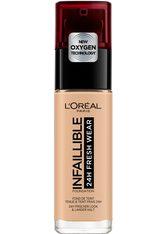 L'Oréal Paris Infaillible 24H Fresh Wear Make-up 120 Vanilla Foundation 30ml Flüssige Foundation