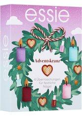 essie Adventskalender »Nagellack Adventskranz« (4-tlg)